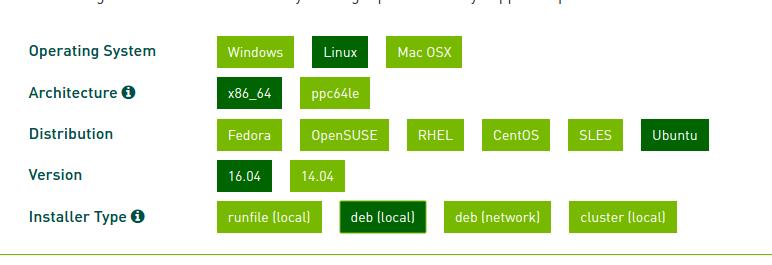 Ubuntu安装GPU版TensorFlow | 天空的城